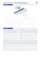 Datasheet Windbox ECM,ECG FC