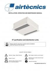 Installation Manual K7 600 A OH+FC