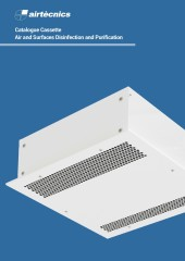 Air and surfaces purifier and Disinfection K7
