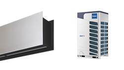Heat pump Air Curtain Zen DX for Haier