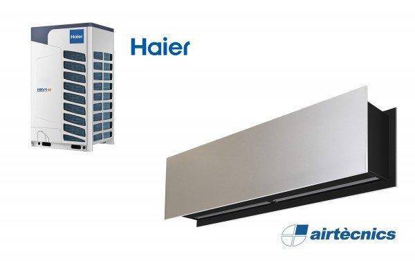 Barriera d'aria in pompa di calore Zen DX per Haier