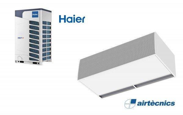 vazdušna Zavesa Windbox DX LXL za Haier toplotnu pumpu