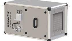 Unidad de purificación de aire de alta eficiencia Kleenbox con filtración absoluta HEPA