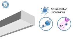 Vzduchová clona Windbox s technologií Wellisair a Kleenfan