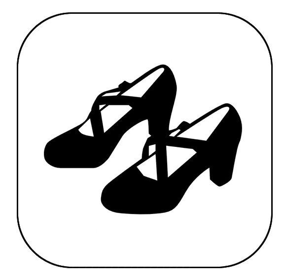 Chaîne de chaussures