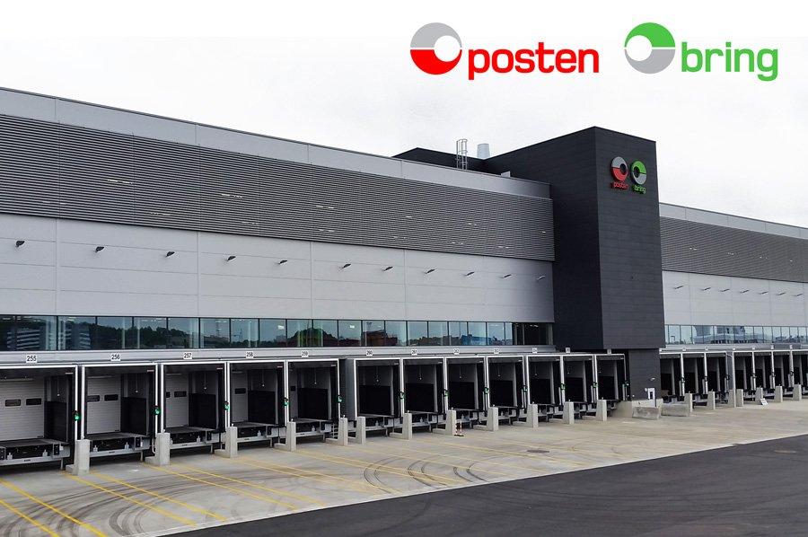 Posten Bring building
