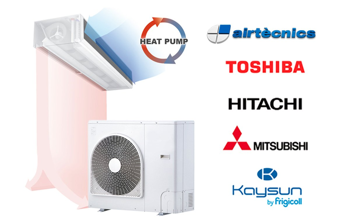 air-curtains-heat-pump-toshiba-mitsubishi-kaysun-hitachi