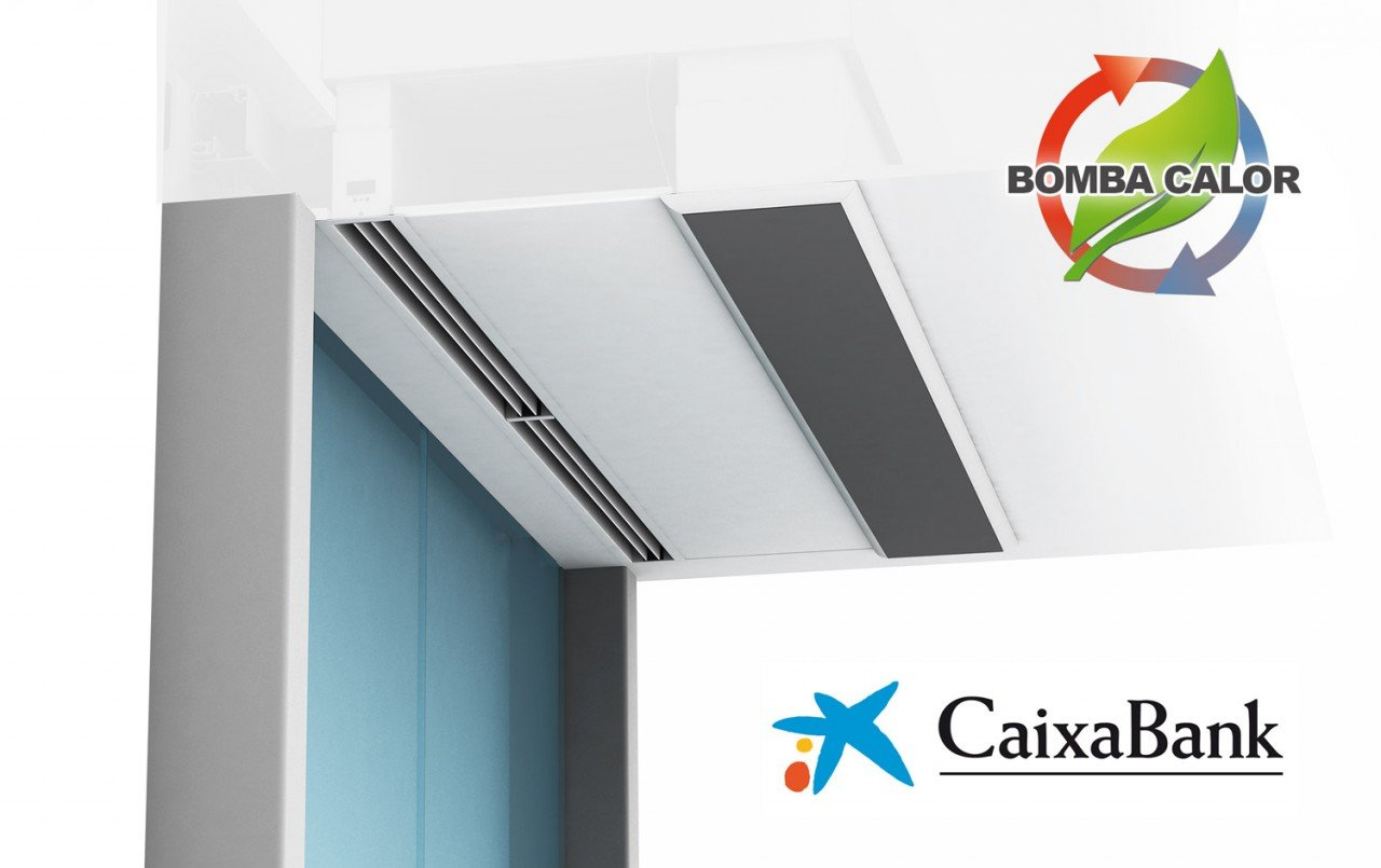 Cortina d'Aire Windbox DX CaixaBank
