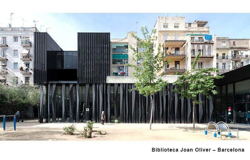 Instalaciones relevantes de cortinas de aire airt cnics for Sanitas oficinas centrales