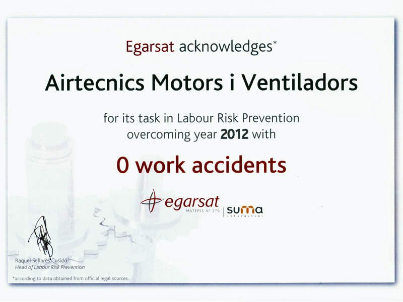 airtecnics-labour-risk-prevention-certificate-0-work-accidents
